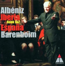 Albéniz: Iberia Book 1 &2 - Espana / Barenboim