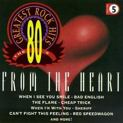 80's G.H. Rock 5: From the Heart