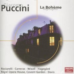 Puccini: La Boheme (Highlights)