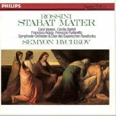 Rossini: Stabat Mater - Semyon Bychkov (Philips)