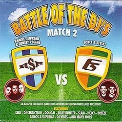 Battle Of The DJ's Vol 2