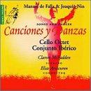 Canciones Y Danzas / Cello Octet Conjunto Iberico