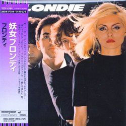 Blondie (Japanese Mini-Vinyl CD)
