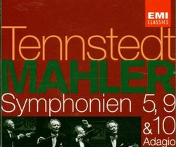 Mahler: Symphonies 5, 9 & 10