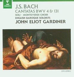Bach: Cantatas BWV 4 & 131