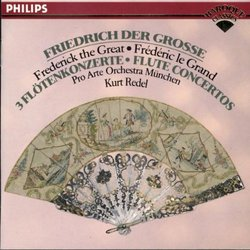 Frederick the Great: Flute Concertos