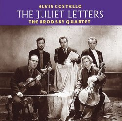 Elvis Costello: The Juliet Letters [Bonus CD]