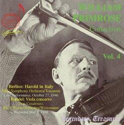 William Primrose Collection Vol. 4