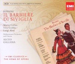 Rossini: Il Barbiere Di Siviglia (2 CD/CD-ROM)