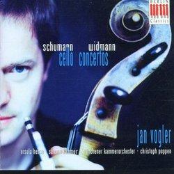 Schumann & Widmann: Cello Concertos