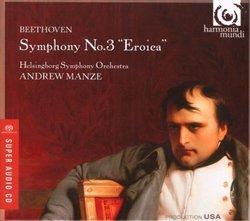 """Beethoven: Symphony No. 3 """"Eroica"""" [Hybrid SACD]"""