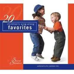 20 Children's Sing-Along Favorites (Dig)