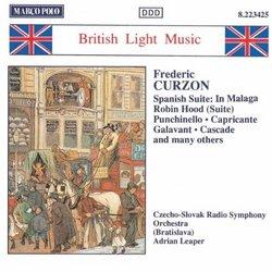 Curzon: Spanish Suite; Robin Hood; etc.
