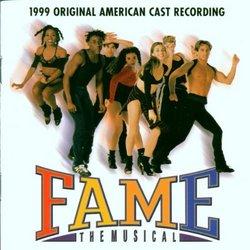 Fame the Musical (1999 Original American Cast Recording)