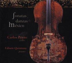 Sonatas y Danzas de México