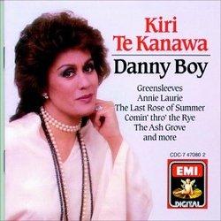 Kiri Te Kanawa - Danny Boy (Folk Songs & Ballads)