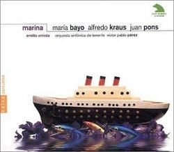 Emilio Arrieta: Marina