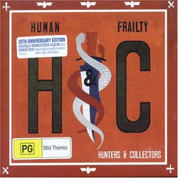 Human Frailty (Bonus Dvd)