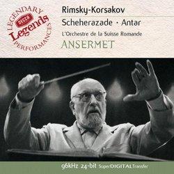 Rimsky-Korsakov & Scheherazade & Ansermet