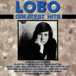 Lobo - Greatest Hits