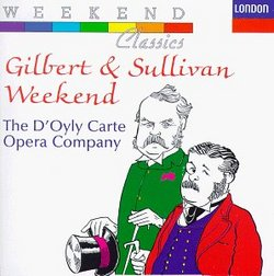 Gilbert & Sullivan Weekend