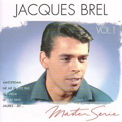Brel Vol. 1 (Master Serie)