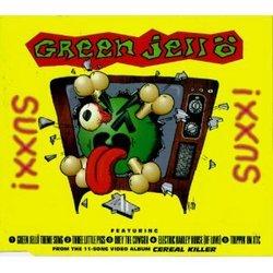 Green Jello Suxx Ep