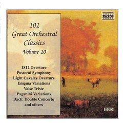 101 Great Orchestral Classics, Vol. 10