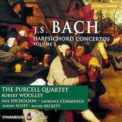 Harpsichord Concerti 3