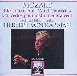 Mozart: Woodwind Concertos for Clarinet, Oboe & Bassoon