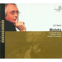 Bach: Grand Motets