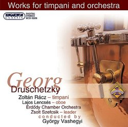 Georg Druschetzky: Works for Timpani and Orchestra