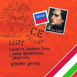 Liszt: Complete Tone Poems