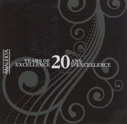 20 Years of Excellence [Box Set]