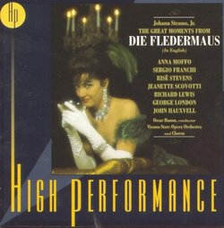 The Great Moments from Die Fledermaus