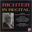 Richter in Recital