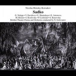 Rimski-Korsakov: Sadko