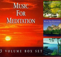 Music for Meditation (Box Set)
