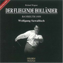 Wagner: Der Fliegende Hollander (The Flying Dutchman); Bayreuth 1959