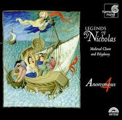 Legends of St. Nicholas