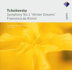 Tchaikovsky: Sym No 1