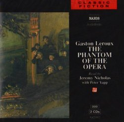 The Phantom Of The Opera (Audio Book)