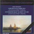 "Prokofiev: Overture in B flat major, Op. 42 & Suite from the Ballet ""Le Chout"", Op. 21 bis"