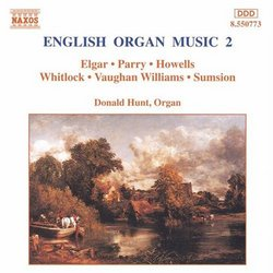 English Organ Music, Vol. 2