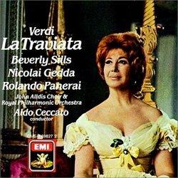 Verdi: La Traviata / Sills, Gedda, Panerai; Ceccato