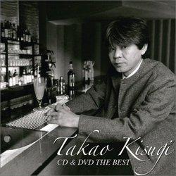 CD & DVD the Best Kisugi Takao