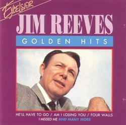 Jim Reeves Golden Hits