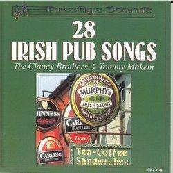 28 Irish Pub Songs