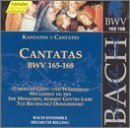 Bach: Cantatas, BWV 165-168