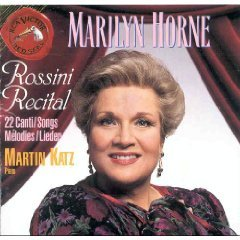 Marilyn Horne Rossini Recital